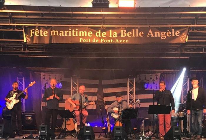 Fête maritime la Belle Angèle Bretagne Pont Aven 2016 2017 2018 2019